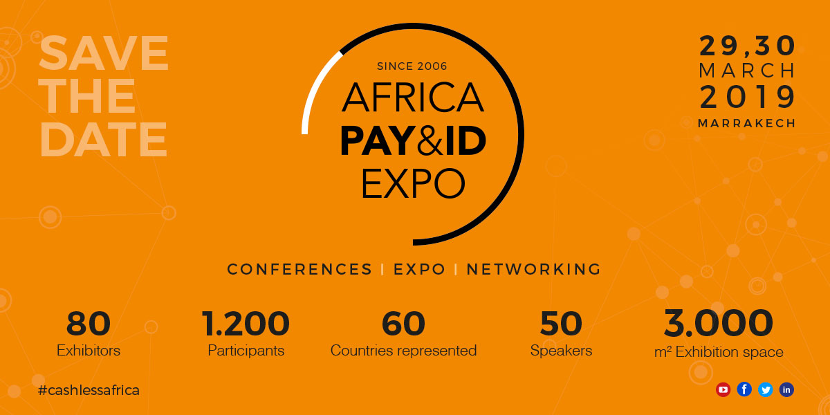Africa Pay & ID Expo 2019 - SPA Supporting Organization & Speaking
