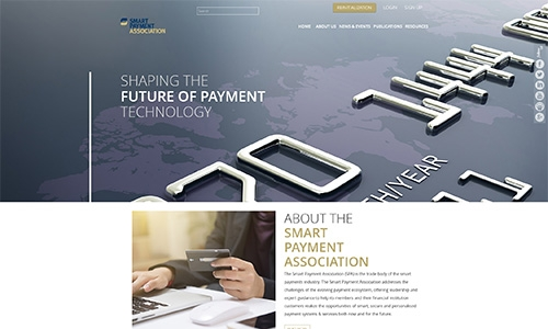 Welcome to the Smart Payment Association New Website !