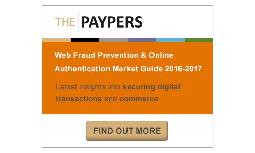 Web Fraud Prevention and Online Authentication Market Guide 2016/2017 by The Paypers