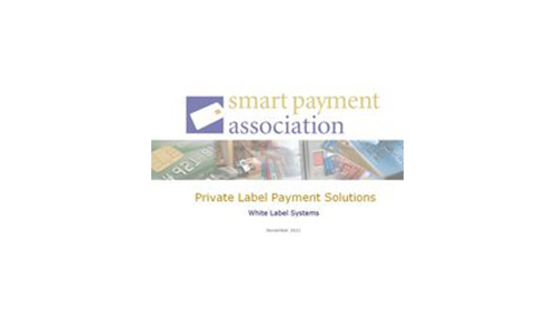 Special Report into White Label Payment Solutions published by Smart Payment Association (SPA)